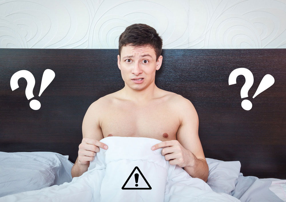 What to Do If You Lose an Erection