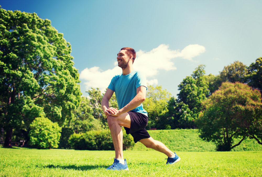 Working Out Your Legs is Key to Happy Health