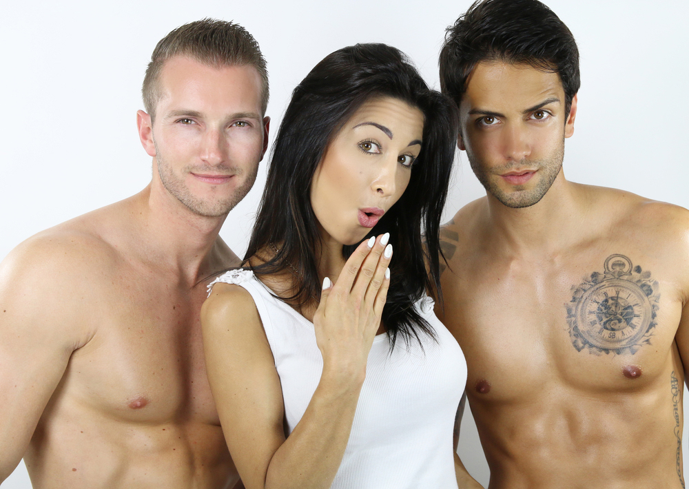 Having a Threesome Can Be Awesome or Awful: Take Your Pick