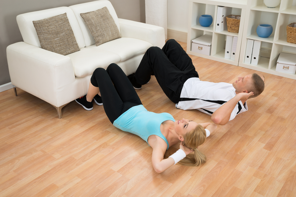 Refresh your home fitness routine with these home-friendly workouts!