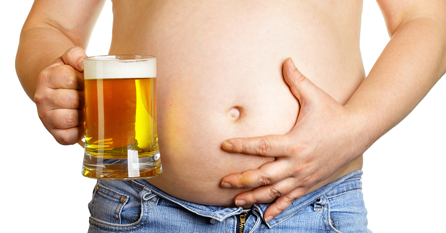 5 Ways to Lose the Beer Gut without Giving up Beer