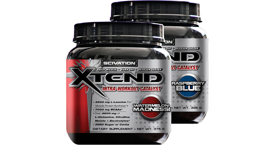 SciVation Xtend Review – Muscle-building supplement review