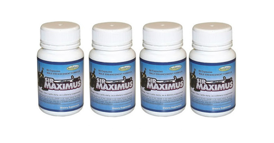 Sir Maximus Review – Male enhancement pills review