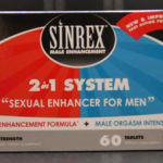 Sinrex Review – Male enhancement product review