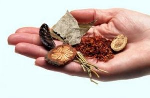 Natural herbs were utilised for centuries