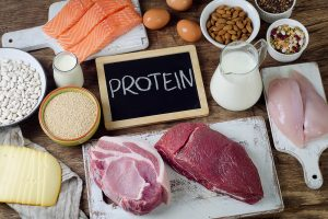 high protein diet food source