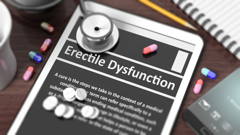 erectile dysfunction diagnostics and treatment